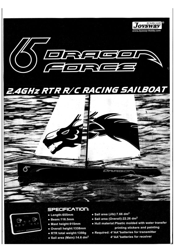 Saturday May Have Been Last Day To Do >> Dragon Force 65 Instruction Manual at Abersoch Boatyard Services, Dragon Force 65 Yacht, Dragon ...
